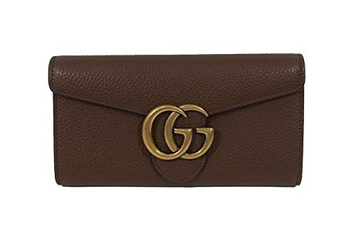 Fashion Shopping Gucci Women's Black GG Marmont Top Handle Leather Bag Handbag New