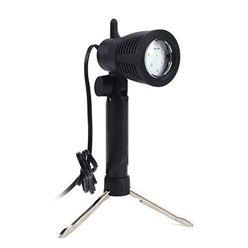 Fotografie Studio Lamp Camera Photo Kindling for Table Top Studio Fotografie & grafische vormgeving (Color : White)