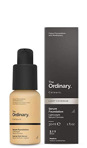 The Ordinary Serum Foundation 30ml (2.1Y Medium)
