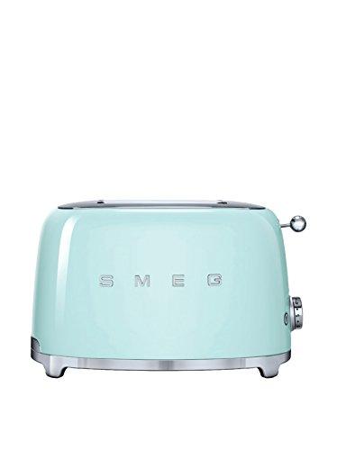 Smeg Toaster TSF02PGEU pastellgrün, 1500, Stahl