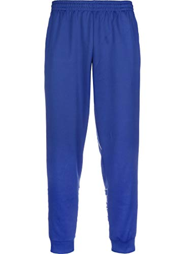 adidas B TF Out Ply TP Men's Sweatpants - - S Royal Blue/Wh