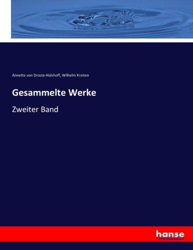 Gesammelte Werke: Zweiter Band