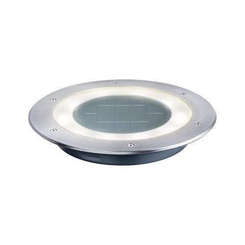 Paulmann 937.76 Special Line Solar Pandora LED IP67 Warmweiß 0.6W 93776 Solarleuchte Solarstrahler Gartenleuchte Outdoor