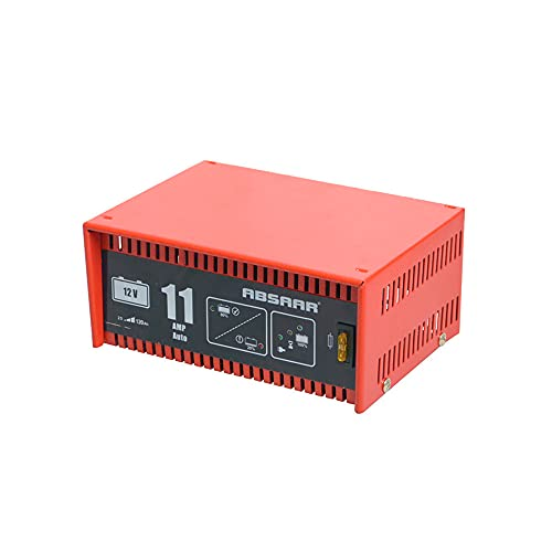 ABSAAR 121101132 Absaar elektronisches Batterieladegerät 11 A 12 V