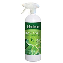 Biokleen Bac-Out Stain & Odor Remover-Best Eco-Friendly