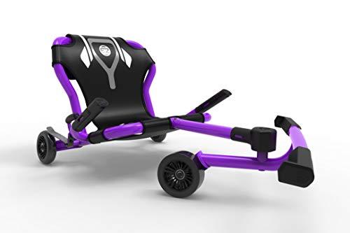 Ezyroller Kinderfahrzeug Dreirad Classic X Trike Kinder Sitz Scooter Ezy Roller (lila)