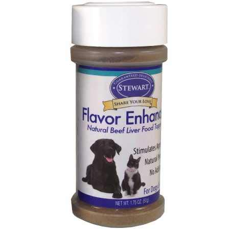 Stewart Flavor Enhancer, Beef Liver, 1.75 oz.