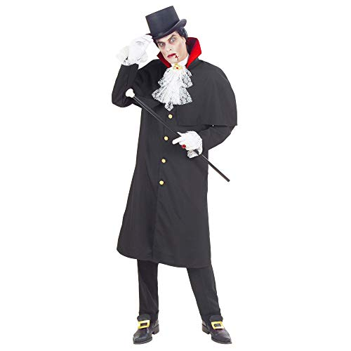 WIDMANN Widman - Disfraz de Halloween Drácula adultos, talla L (57703)