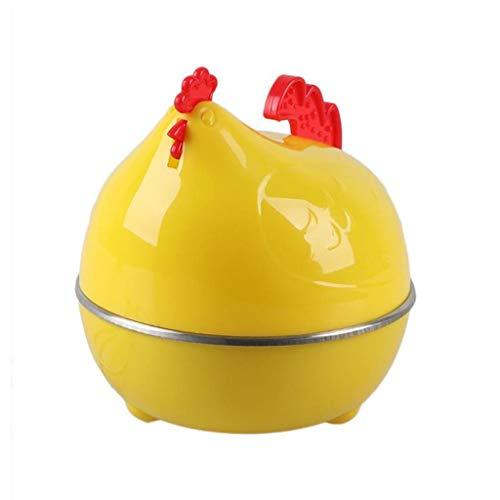 BingWS Eierkoker met 7 eieren, capaciteit electric, ellipse, multifunctionele huishoudelijke elektrische eierkoker