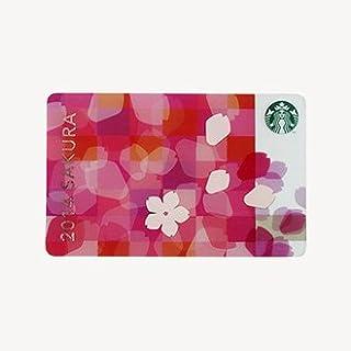 Starbucks(スターバックス) 2014年 SAKURA さくら カード