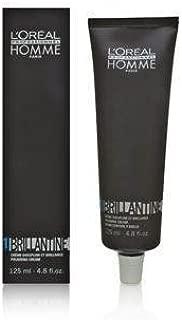 Loreal Professionnel Homme Force 1 Brillantine Polishing Cream 4.8 oz