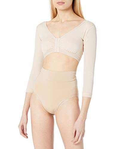 ANNETTE Damen 10641BRA Body, figurformend, beige, Medium