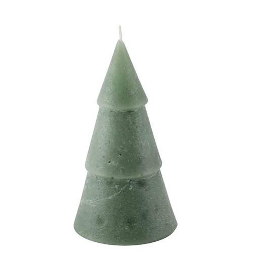 Kaheku Kerze Tannenbaum Dekokerze Baum grün 14,5cm