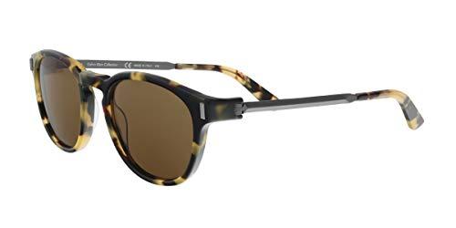 Calvin Klein Calvin Klein Sun CK8544S 33040 220 -50 -21 -140 Calvin Klein Rund Sonnenbrille 50, Multicolour