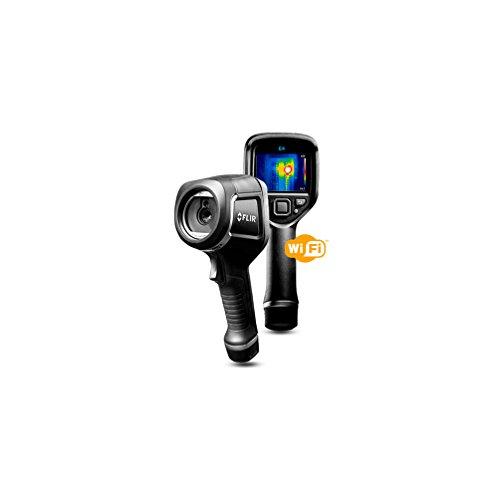 FLIR–Wärmebildkamera Serie E4WiFi mit Bild IR 4800Pixel und Strand-20° bis + 250°C–60416–FLIR