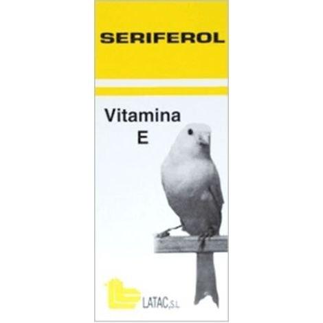 LATAC - Seriferol Vitamina E, 0.01KG