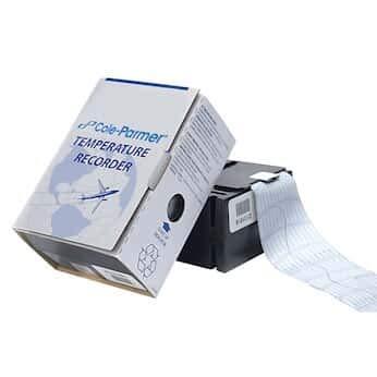 Cole-Parmer Single-Use Temperature Recorder; 10 Day, -20-100F/-28-38C