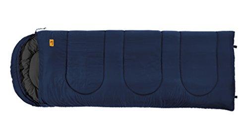 Easy Camp Moon Schlafsack, Blau, One Size