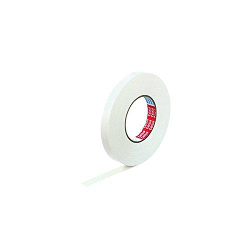 Tesa 4651-509-00 4651, 19 mm x 50 m Gewebeband Premium 50mx19mm in weiß