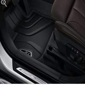 BMW Genuine All-Weather Floor Mats, X1 (2016+) Rear Set