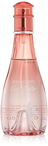 Davidoff Eau de Toilette Damen Cool Water Sea Rose Summer Seas 100 ml, Preis/100 ml: 26.99 EUR