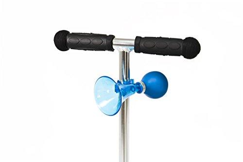Hupe - Scooter/Roller und Fahrrad (Blau)