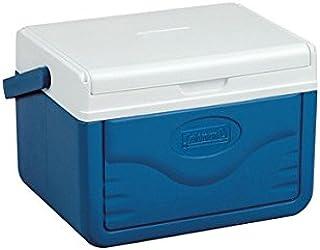 Coleman FlipLid Cooler, 5 Quart, Blue