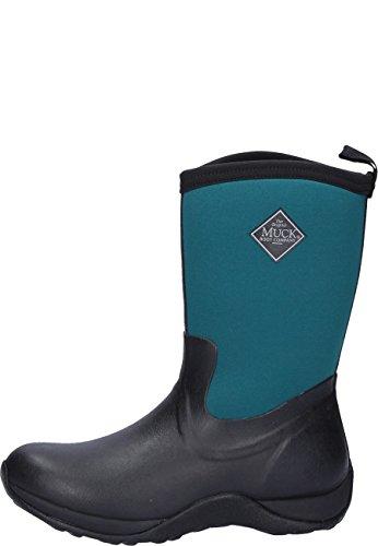 Muck Boots Damen Arctic Weekend Gummistiefel, Schwarz (Shade Supruce), 39/40 EU