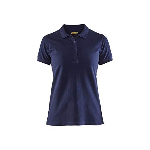 Blakläder Damen-Polo-Shirt, 1 Stück, XS, marineblau, 330710358800XS