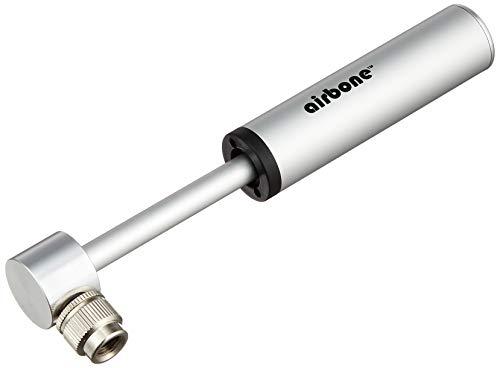 airbone(エアボーン)スーパーミニポンプシルバー