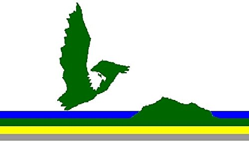 U24 Fahne Flagge Cape Breton Inseln Bootsflagge Premiumqualität 20 x 30 cm