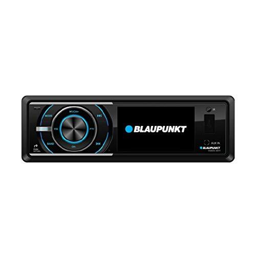 "BLAUPUNKT Rivera 4011 3"" LCD 1 DIN 4 x 40W Built-in Amplifier USB SDHC Car CD DVD Stereo Receiver Player Headunit"