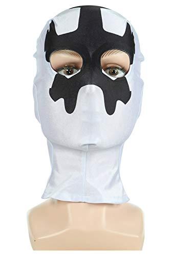 Bilicos Watch Mann Máscara Lycra Mask Sombrerería Mascarilla Cosplay Props Accesorios D Version
