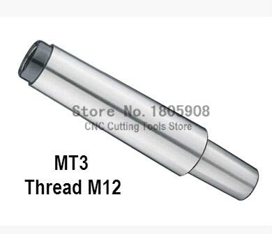 New Tool Parts Reducing Drill Occus MT3 to B22 Morse Taper Shank Drill Chuck Arbor Drilling Lathe Ma...