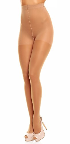 GLAMORY Vital 70 Stützstrumpfhose-make up-60-62