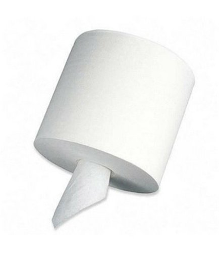 """Center-Pull Paper Towel Roll, NP-5505, 2-Ply, 8"""" x 10"""", White (12 Rolls of 600)"""