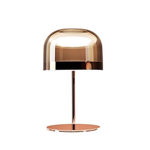 Mimioore Moderne creatieve kunst tafellampen voor woonkamer slaapkamer hotel nacht rose goud lamp