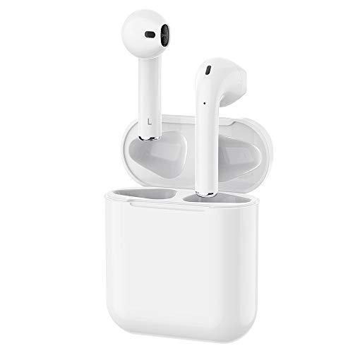 Wireless Earbuds Bluetooth Headphones,HANKU Bluetooth 5.0 Auto Pairing in-Ear Headphones...