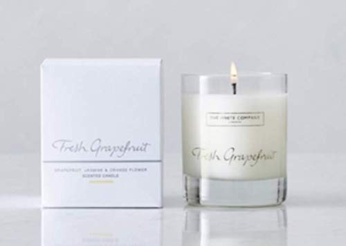 The White Company Fresh Grapefruit Scented Candle