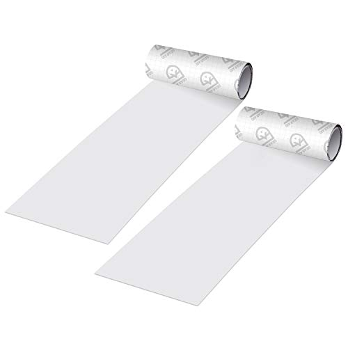 """GEAR AID Tenacious Tape Ripstop Repair Tape for Fabric and Vinyl 3"""" x 20"""" OffWhite 2 Pack Clear Model:10646"""