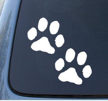 I Love My Labrador Dog Bone Bumper Sticker Decal DB 229