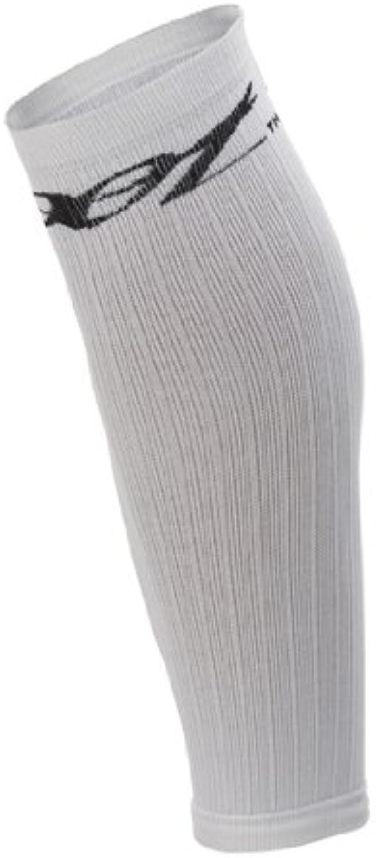 (1, White) - Zoot Compressrx Endurance Active Calf Sleeve