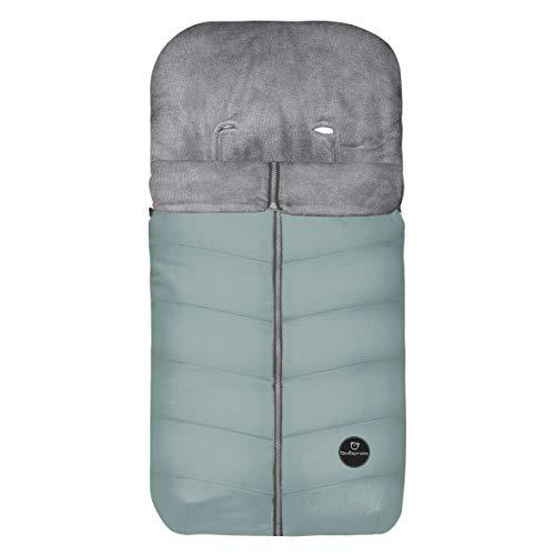 Bimbi Saco Carro Con Velour (50X90)451 New Basic 06 - Sacos de abrigo, unisex