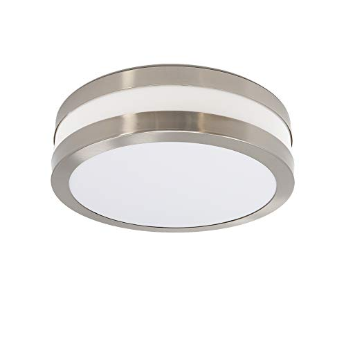 PROVANCE IP44 E27 plafond wandlamp plafondlamp wandlamp voor LED & ESL (rond)