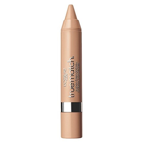 L'Oreal Paris True Match Super Blendable Crayon Concealer, Light/Medium Neutral, 0.1 oz.