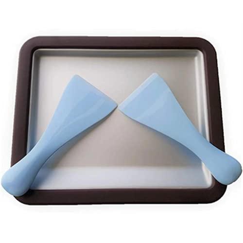 Roll And Rolla Plancha Fría para helados caseros y artesanos. Máquina de helados roll fácil y seguro para niños.