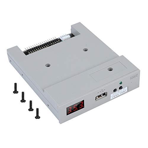 Vipxyc USB Emulator, Diskettenlaufwerk mit 34-polige Disketten-Treiberschnittstelle, 1,44 MB Diskettenlaufwerk-Emulator