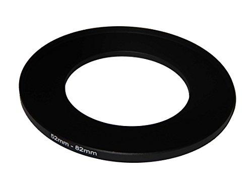 vhbw Step UP Filter-Adapter 52-82mm passend für Canon Casio Pentax Olympus Panasonic Sony Nikon Ricoh Sigma Tamron Samsung Fujifilm Agfa Minolta Kodak