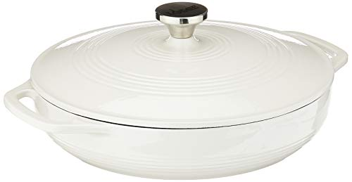Cast Iron Casserole With Lid