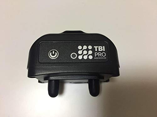TBI Pro [New 2019] Dog Training Collar with Remote | Long Range up to 1600 ft, Shock/Vibration Control, Rechargeable & IPX7 Waterproof | E-Collar Training for Small, Medium and Large Dogs, Breeds